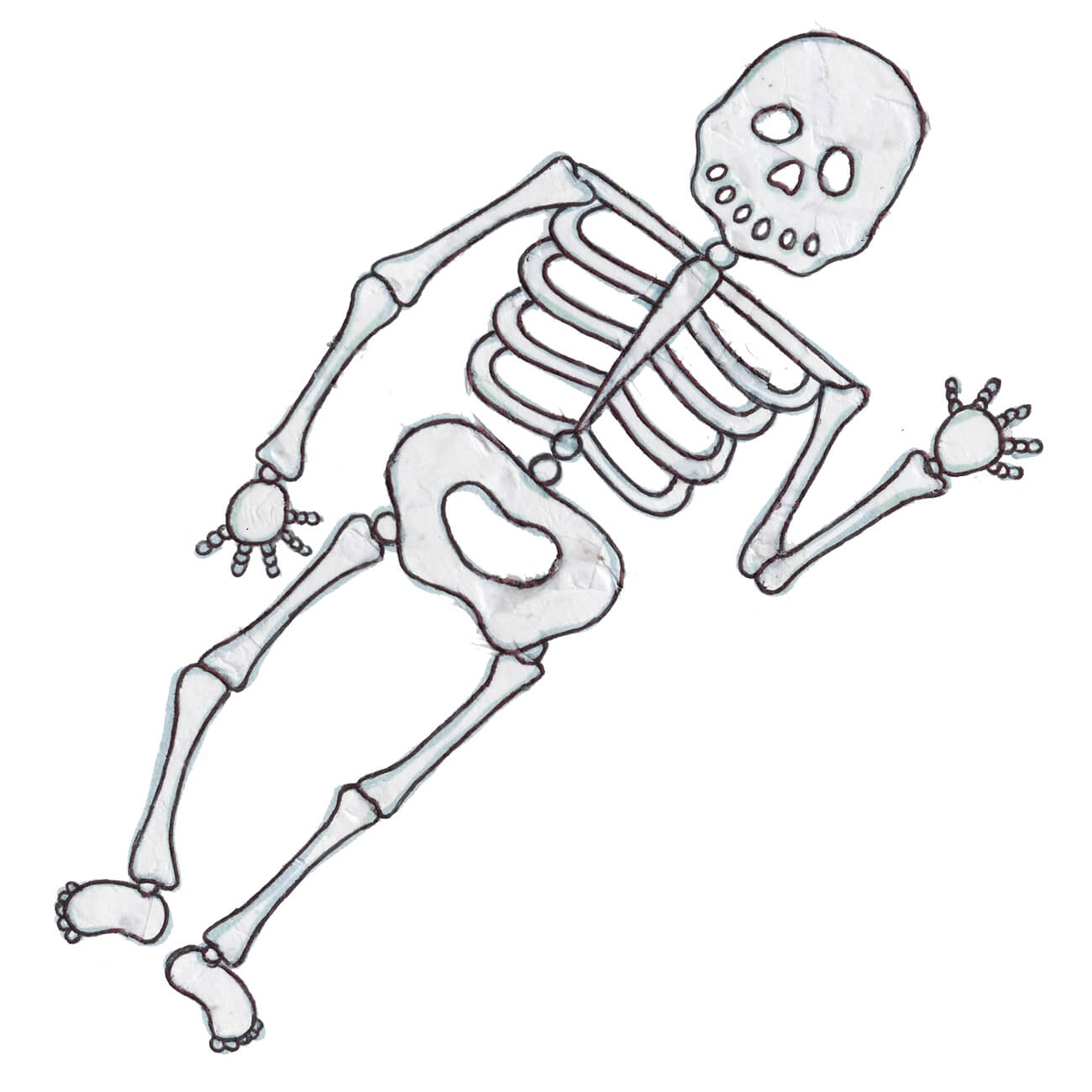 About Us Skeleton
